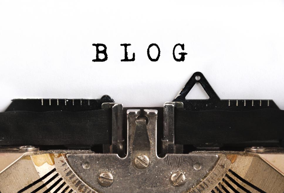 Blog in English